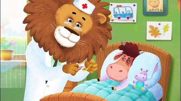 Развивающие мультфильмы для детей до 3 лет