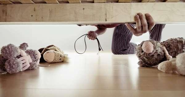 Ошибки в наказании детей