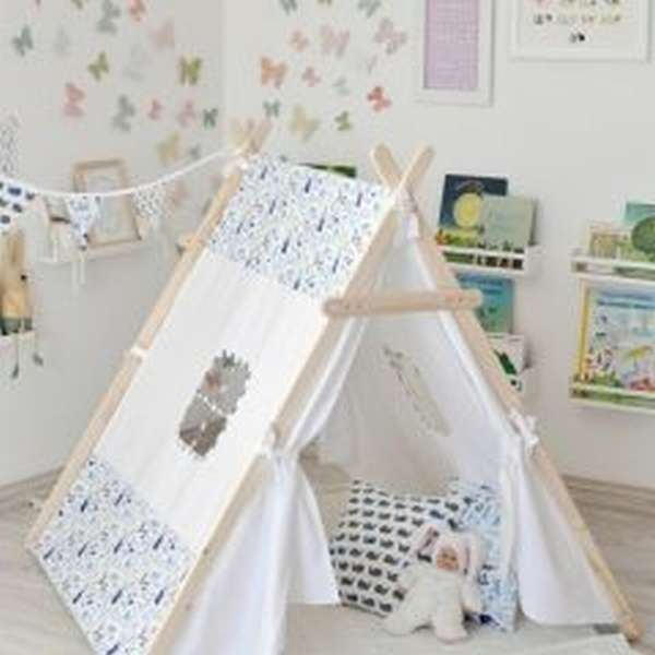 детские игровые домики