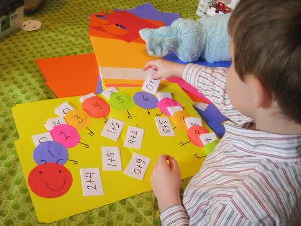 Стоит ли учить малыша вычислять на пальцах