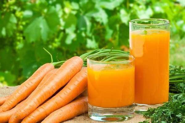 Если вы покупаете морковный сок в магазине, то следует тщательно изучить его состав