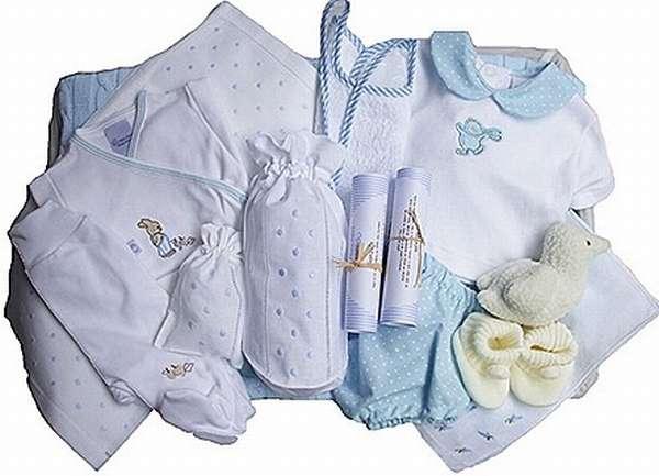 одежда для новорожденного 1