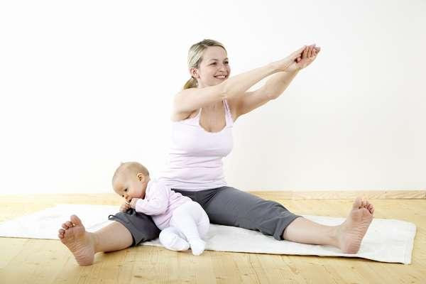 Гимнастика после родов необходима для полного и эффективного восстановления организма