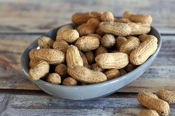 Главное преимущество арахиса заключается в том, что он отлично поднимает настроение