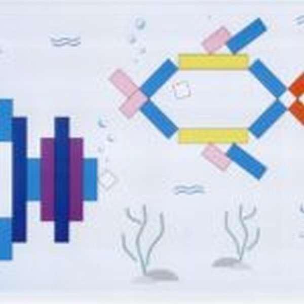Схема составления аквариумных рыбок