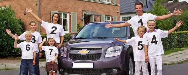 льготы многодетным семьям при покупке автомобиля