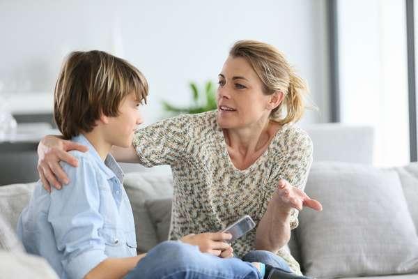 Всегда нужно учитывать мнение своего ребенка