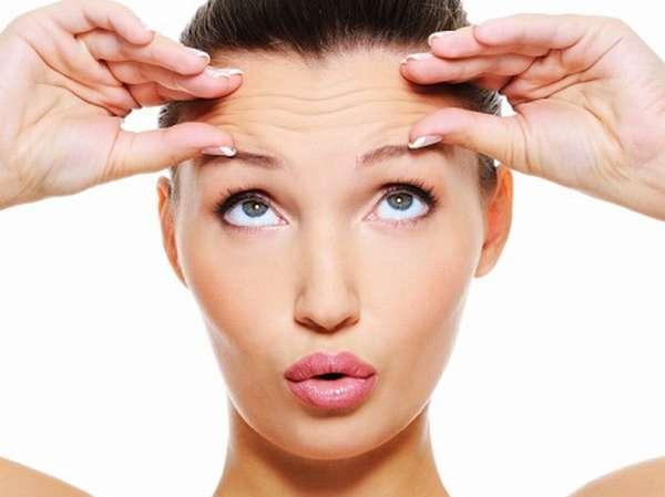 влияние мимикрии на старение кожи