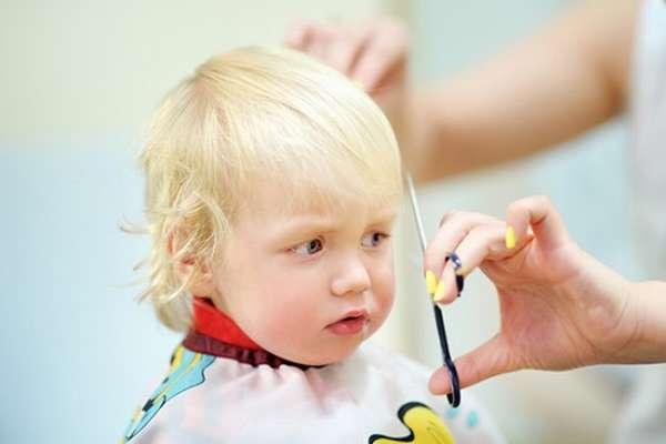 уход за детскими волосами