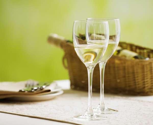 Безалкогольное вино можно найти в больших супермаркетах