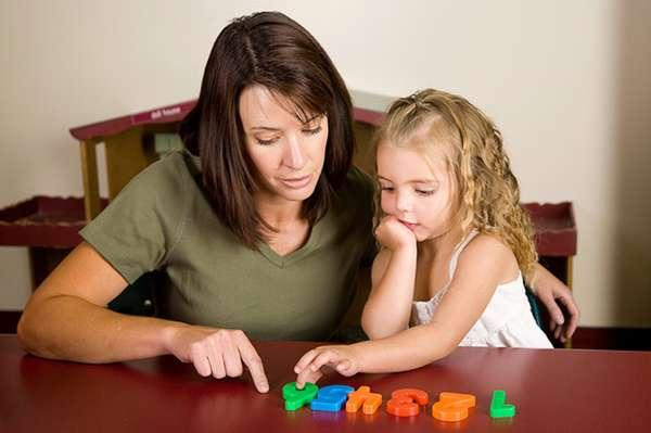 Как учить ребенка математике