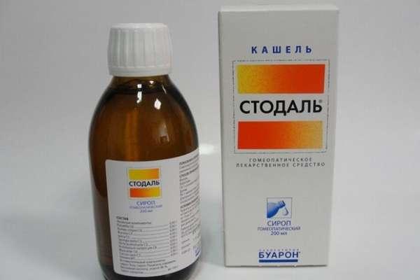 Гомеопатический препарат Стодаль вылечит кашель будущей мамы и не навредит малышу