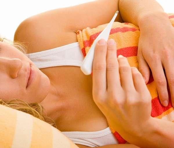 Если температура после родов высокая, то врач должен назначить медикаменты