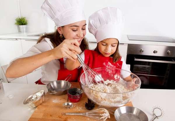 Увлечение кулинарией