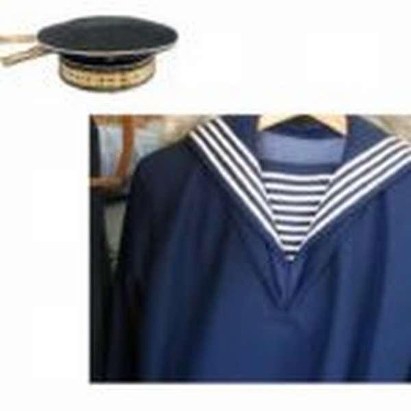 Форма для моряка