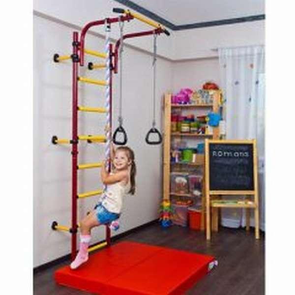 спортивные комплексы для дошкольников