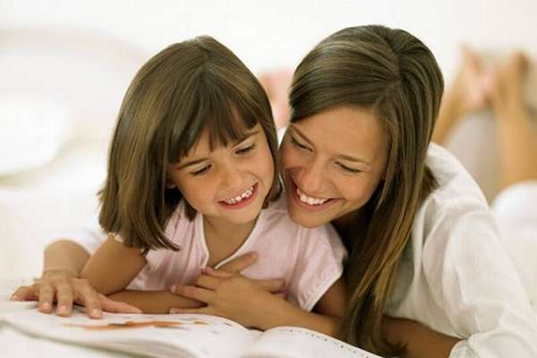 прививаем любовь к чтению ребенку