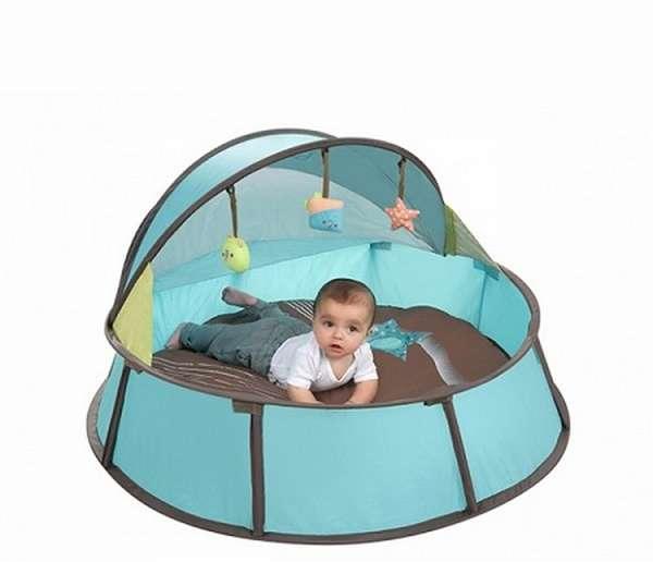 манеж Babymoov палатка