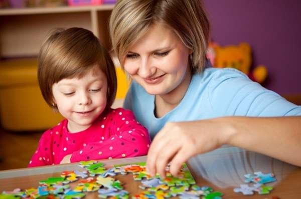 Как заниматься с ребенком 4 лет дома