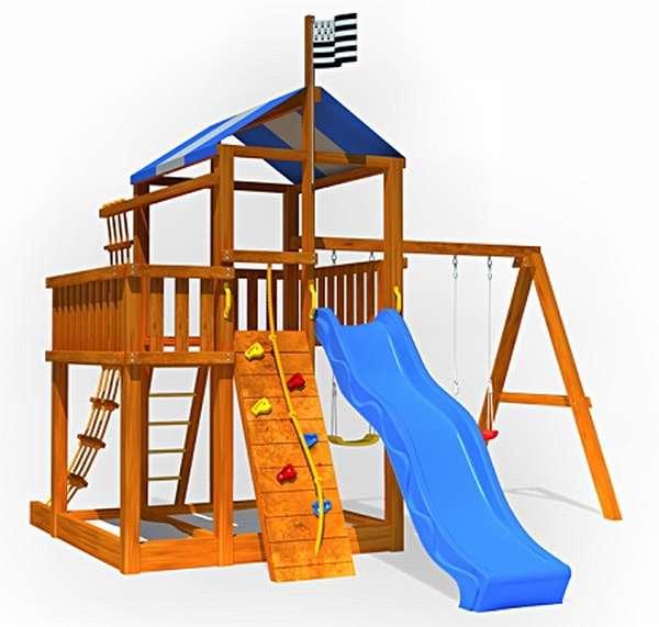 игровой комплексы для дошкольников