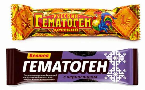 Гематоген может вызывать аллергию