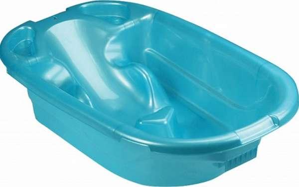 анатомическая ванночка для купания новорожденных