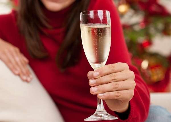 Если вы и пьете шампанское, но нужно покупать исключительно качественный продукт