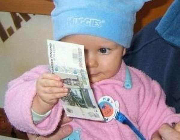 путинские выплаты на первого ребенка
