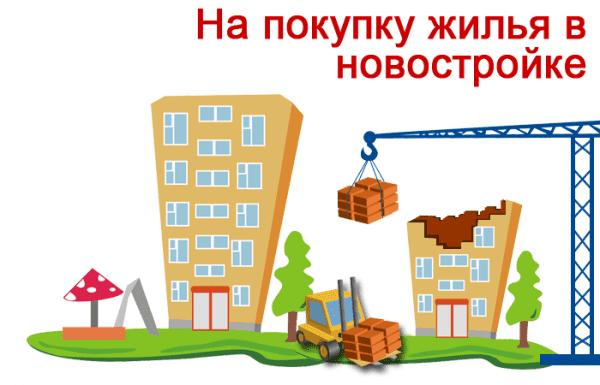 Покупка квартиры на материнский капитал