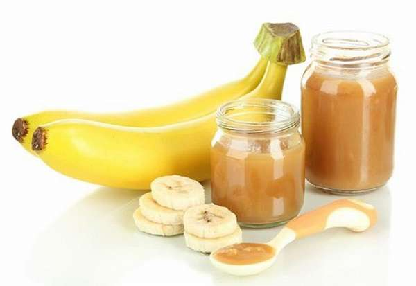 вводим банан в прикорм