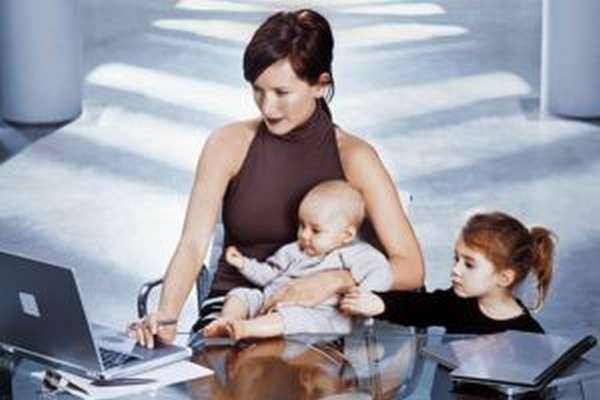Льготы многодетным матерям на работе