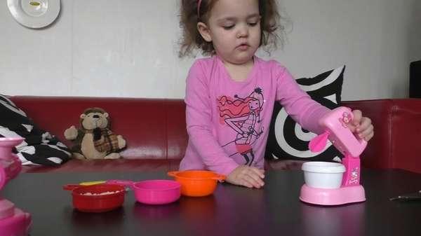 Увлечение ребёнка в два года