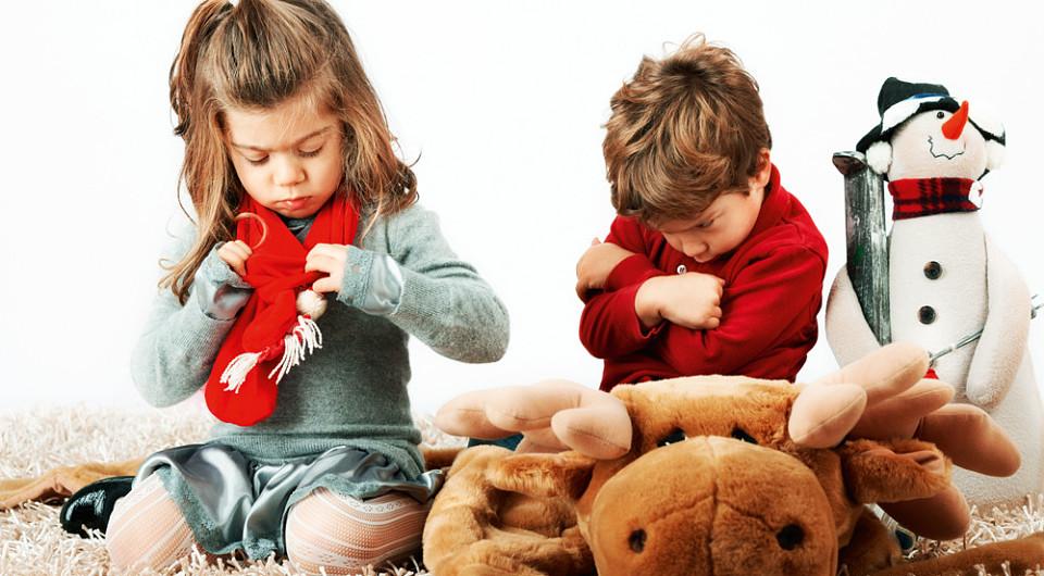 Кризис трехлетнего возраста у ребенка