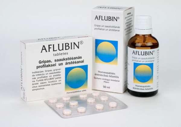 Афлубин для профилактики можно принимать 3 недели