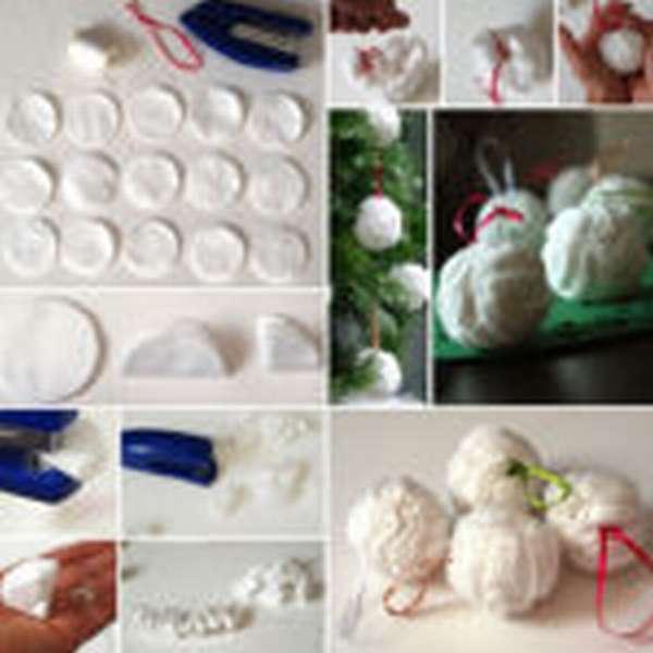Мастер-класс по созданию ёлочной игрушки