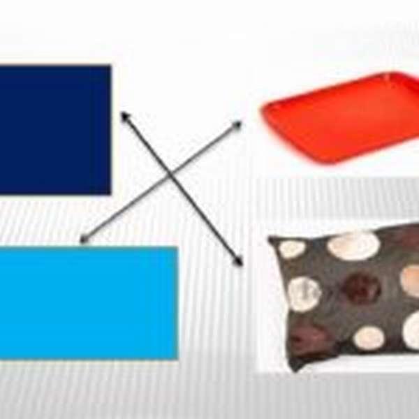 Квадрат и прямоугольник подобие предметам