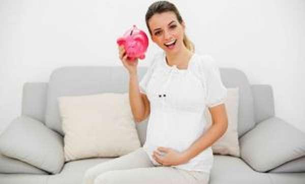 Пособие на ранних сроках беременности
