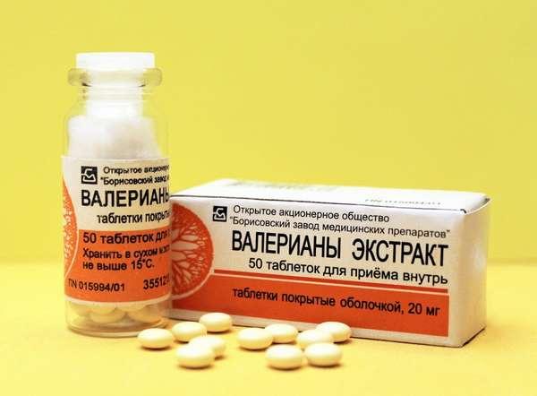 Валерьянка в таблетках стоит недорого, поэтому ее сможет позволить себе каждый
