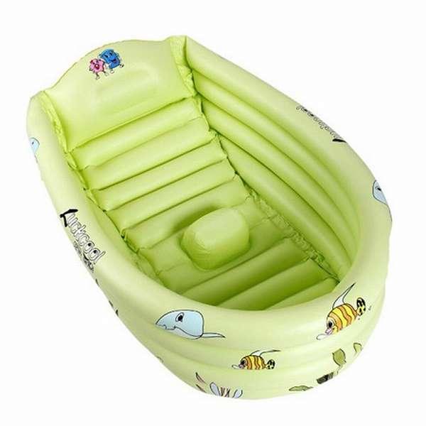 надувная ванночка для купания