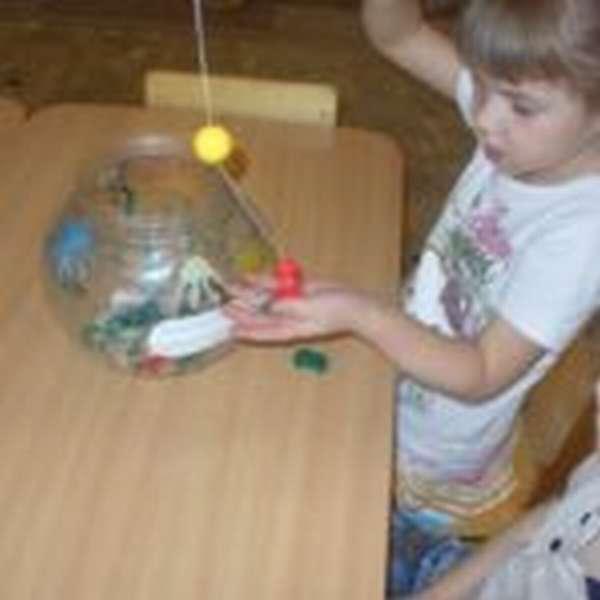 Математический аквариум: банка с цифрами