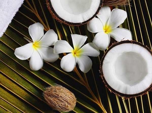 кокосовое масло для красоты