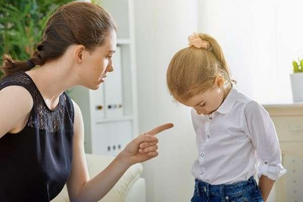 как ребенку сказать нет