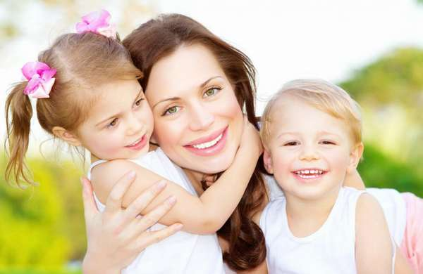 Следует как можно чаще проводить время со своими детьми