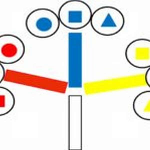 Схема к игре «Чудо-дерево»