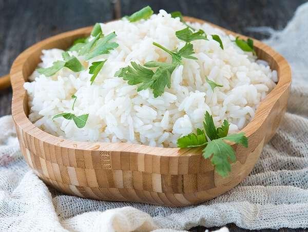 Очень полезным во время беременности является рис