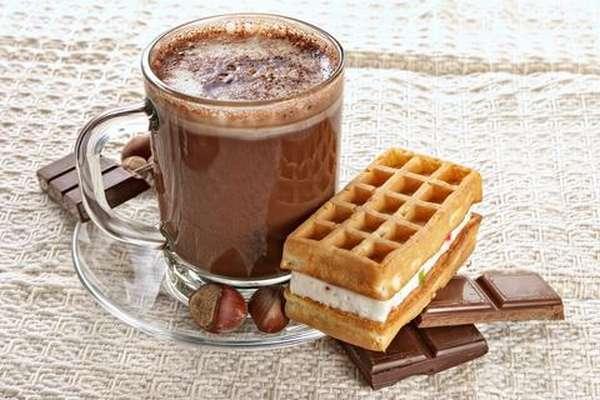 Чтобы полностью обеспечить свой организм цинком, достаточно выпить пару чашек какао в неделю