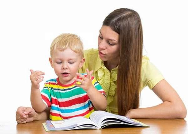 Развитие речи ребенка 3-4 лет