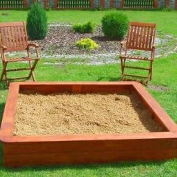 открытые песочницы для детей