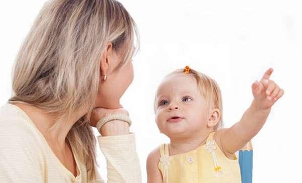 Помогаем ребенку заговорить