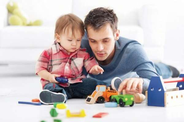 Развитие ребенка на восьмом месяце